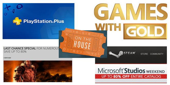 Free Games and Game Sales for October 1st, 2014