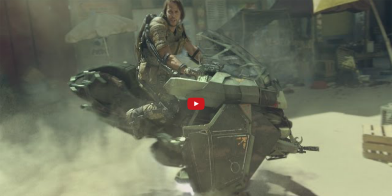 New Call of Duty Advanced Warfare Live Action Trailer (Rated M)