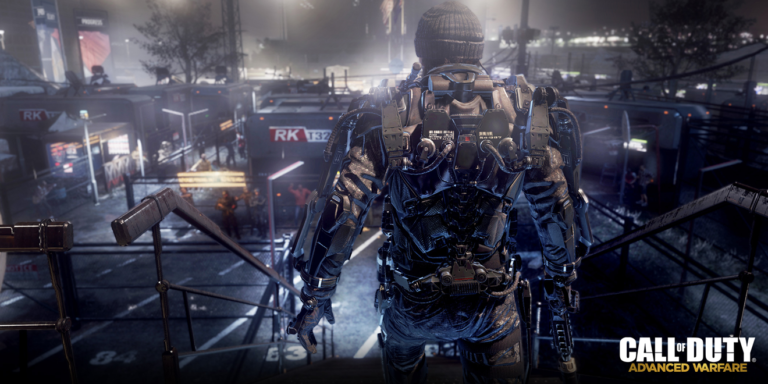 New Call of Duty Advanced Warfare Trailer (Rated M)