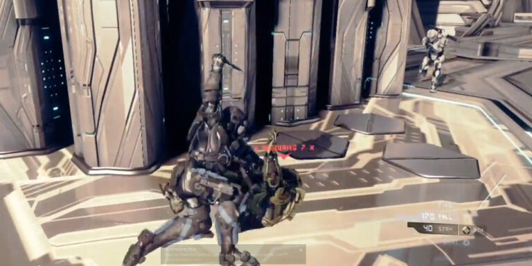 Halo 4 MP Flashback! Crazy Night (Rated M) by Elemental Storm
