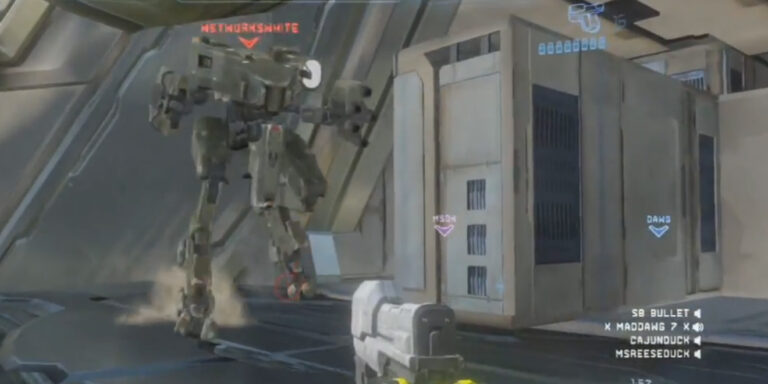 Halo 4 MP Flashback! The Minotaur (Rated M) by Elemental Storm