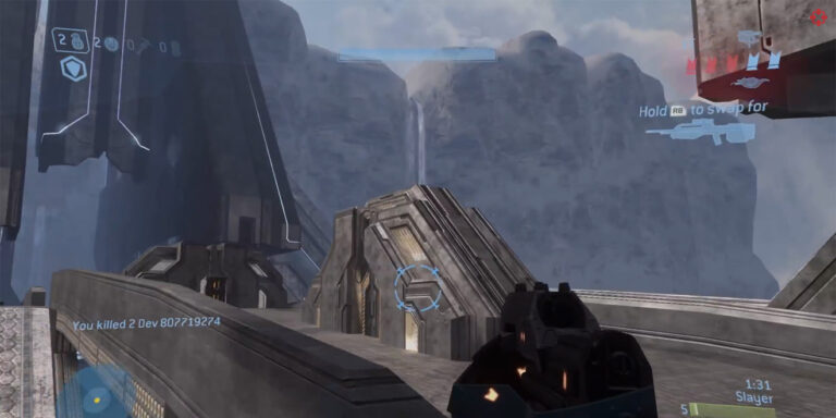 Halo Master Chief Collection: Halo 3 at 1080P (Rated M)