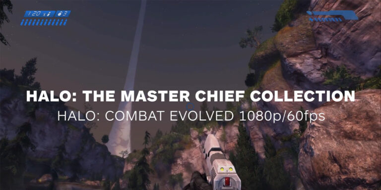 Halo Master Chief Collection: Halo CE at 1080P (Rated M)