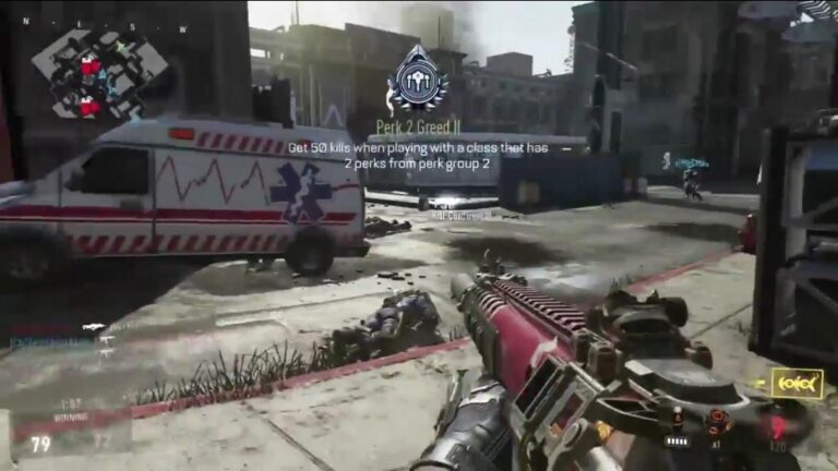 A Casual Gamer's Review of Call of Duty Advanced Warfare multiplayer (Rated M)