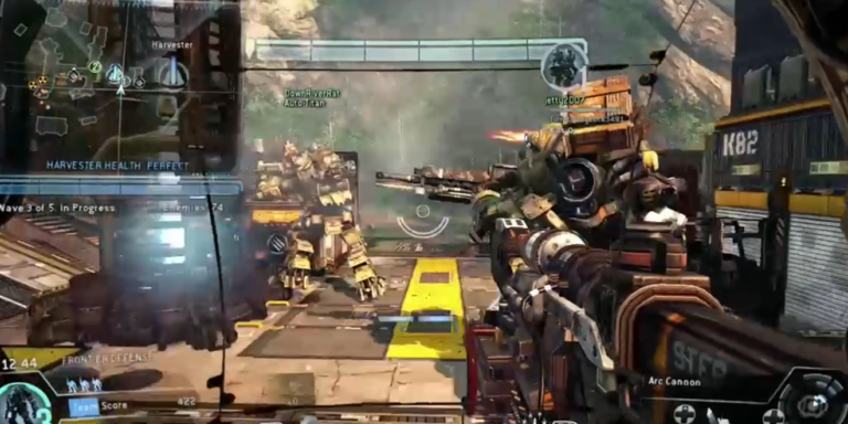 Happened This Week: CAG Co-op In Titanfall (Rated M)