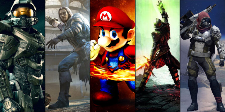 What's your game of the year?