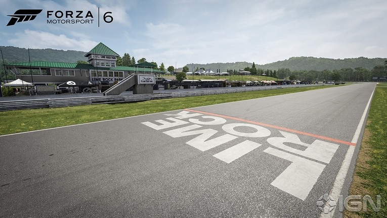 New Track, New Cars Revealed for Forza Motorsport 6 – IGN