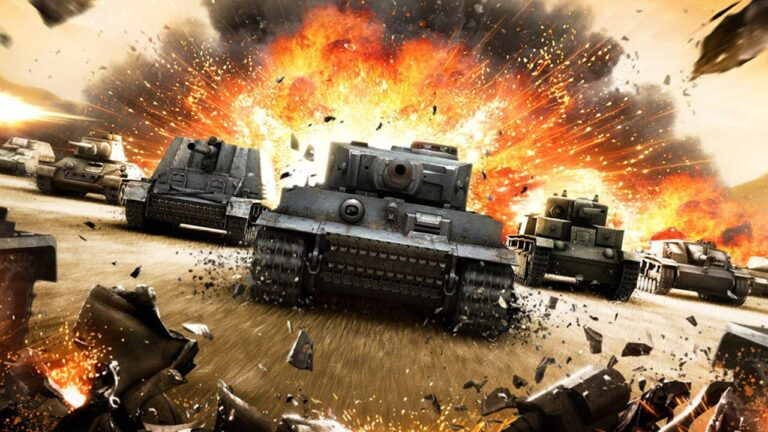 World of Tanks Hits Xbox One Soon… Includes Cross-Play With 360
