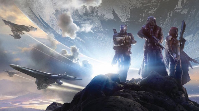 Destiny The Taken King Leaves Players Who Didn't Upgrade Behind