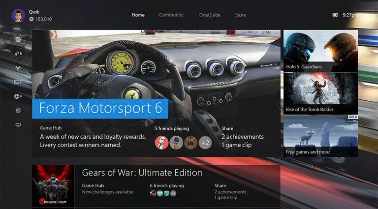 Xbox One Update To Make Some Functionality 50% Faster