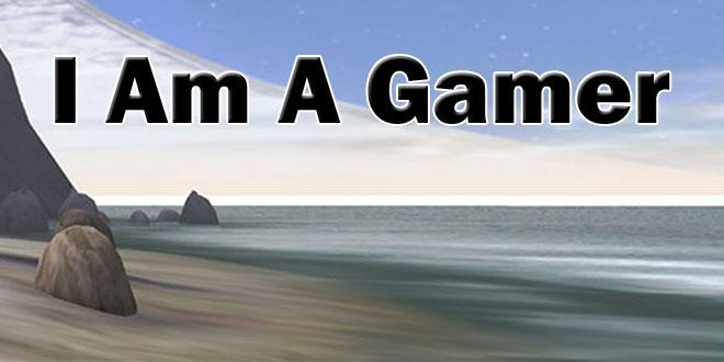 I Am A Gamer