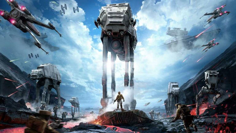 Star Wars: Battlefront First Impressions