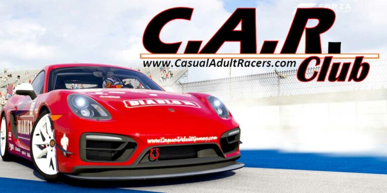 Casaul Adult Racers settle on Gaming World Forums!