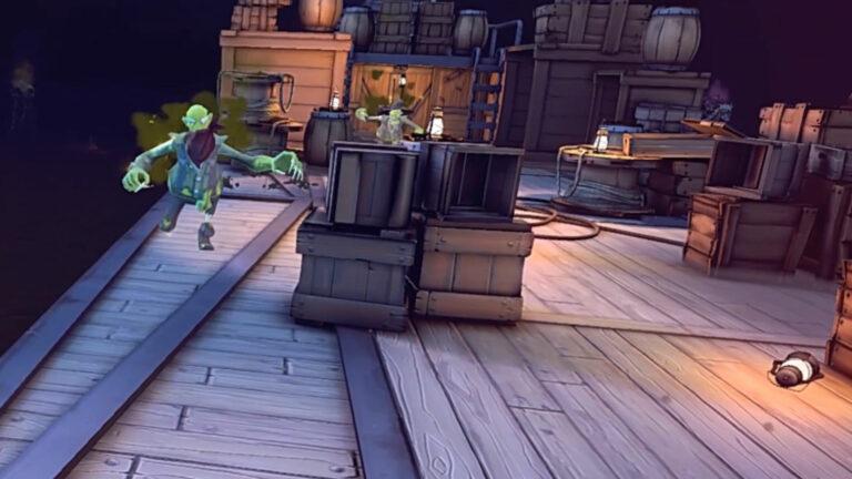 Dead and Buried VR: Multiplayer Horde Mode, Four Horsemen