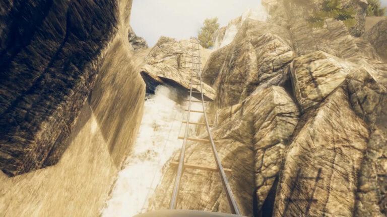 Rock Falls, Epic Roller Coaster VR