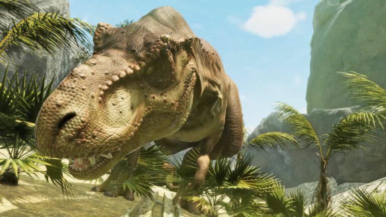 T-Rex Kingdom, Epic Roller Coaster VR