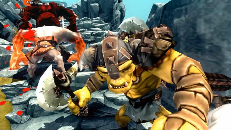 Trickster VR Co-op Dungeon Crawler