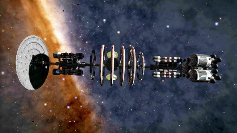 "Generation Ship Atlas: ""No Brakes"" Audio Logs"