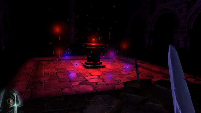 VR Dungeon Knight: Slaying The Dungeon Source