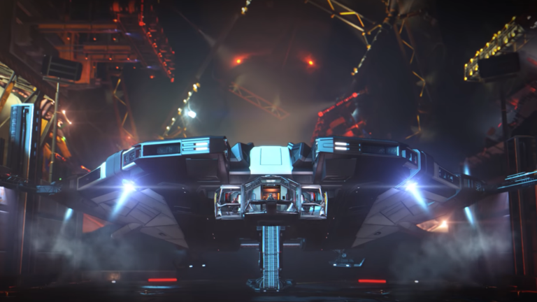 New Elite Dangerous Beyond Chapter Two Trailer Controversy