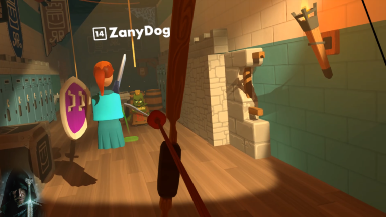 Grey and Jade play Rec Room and the Quest for the Golden Trophy