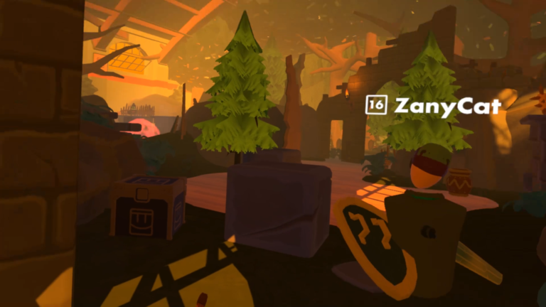 Grey and Ryder play Rec Room and The Curse of the Crimson Cauldron