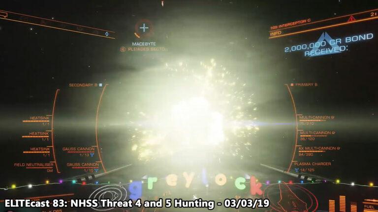 ELITEcast: Humans Strike Back – NHSS Threat 4 and 5