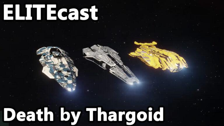 ELITEcast: Thargoids Strike Back in AX Conflict Zones