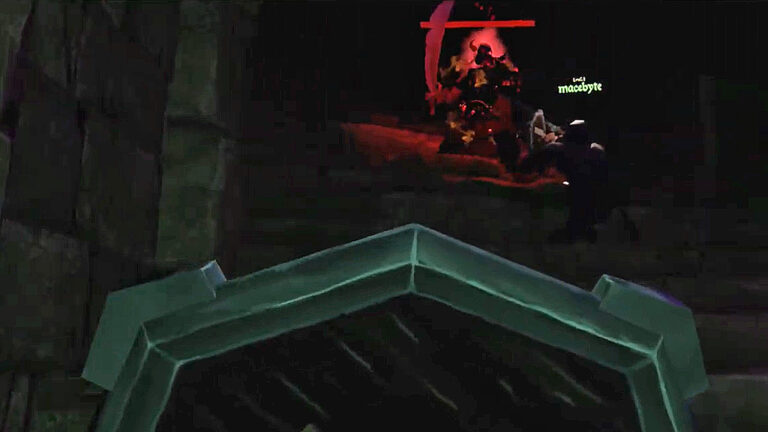 VR Dungeon Knight – The Dungeon Claims Our Two Knights Early and Often