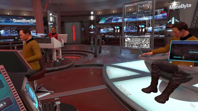 Star Trek Bridge Crew VR – Our CMDR's Take On Four Aegis Missions (E3)