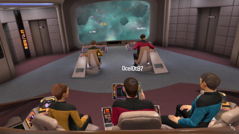 Star Trek Bridge Crew VR – Our CMDR's Ongoing Voyages (E7)