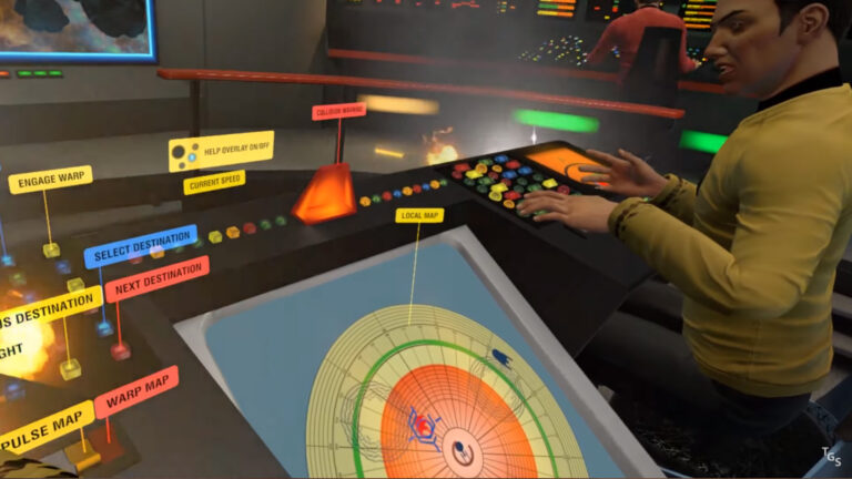 Star Trek Bridge Crew VR – Our CMDR's Continued Ongoing Voyages (E8)