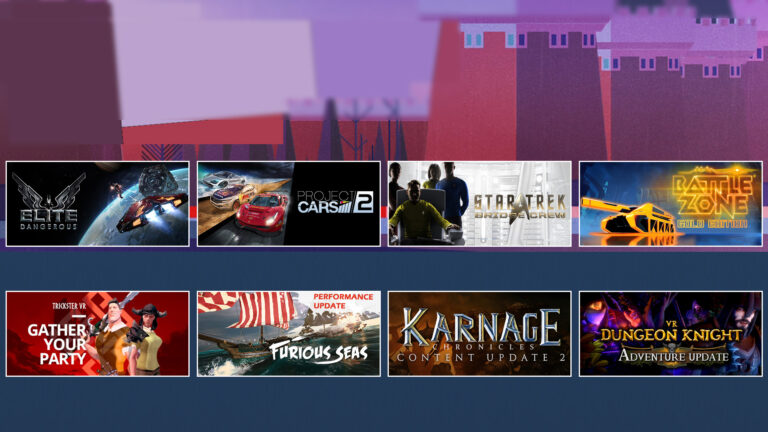 Steam Summer Sale: Great VR Game Deals! (includes actual gameplay)