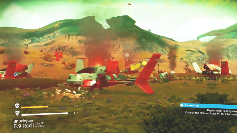 No Man's Sky From Scratch this week on Guys In Space!