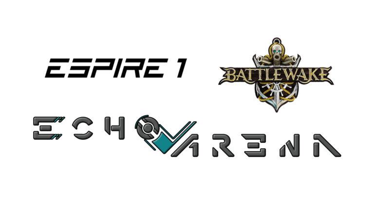 Battlewake update, Echo on Quest, Espire 1 announced, and E3 VR news (E7)