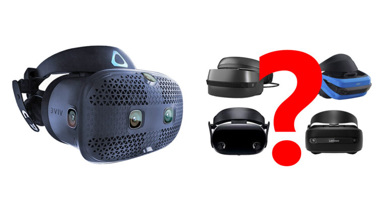 Vive Cosmos Specs Revealed! Windows Mixed Reality Out Of Stock? (E9)