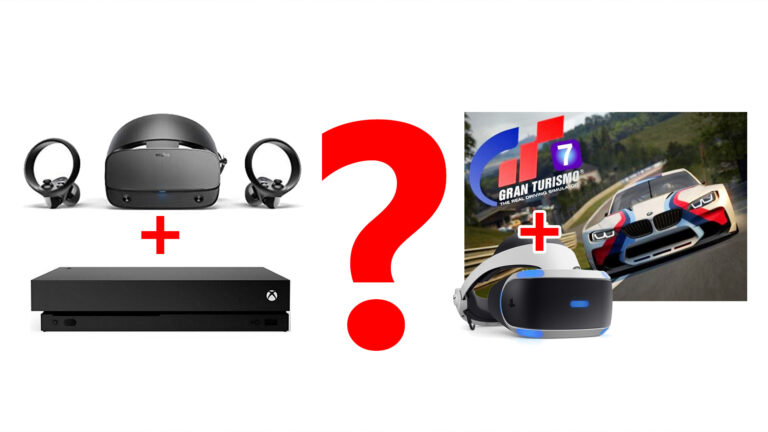 VR Rumors: Next XBOX to support Rift S? Gran Turismo 7 to support PSVR? Plus this week's news