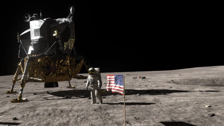 Apollo 11 HD Virtual Reality Experience Overview