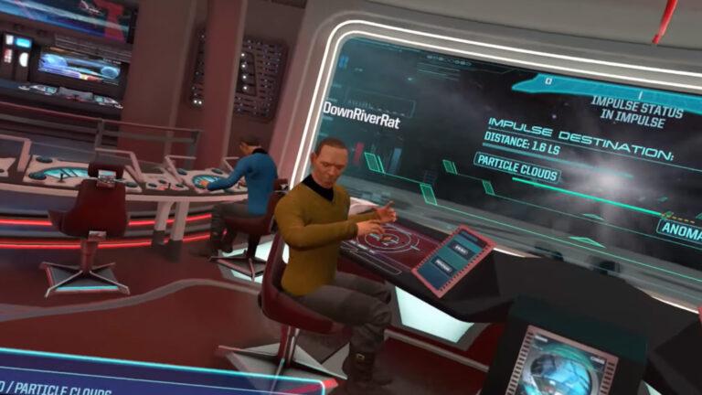 Star Trek Bridge Crew VR – Borg and Rescue Missions (E12)