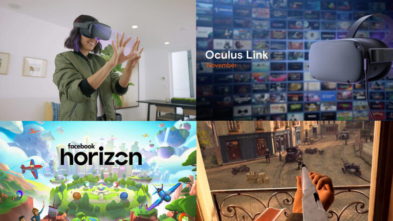 Oculus Connect 6 news discussed this week
