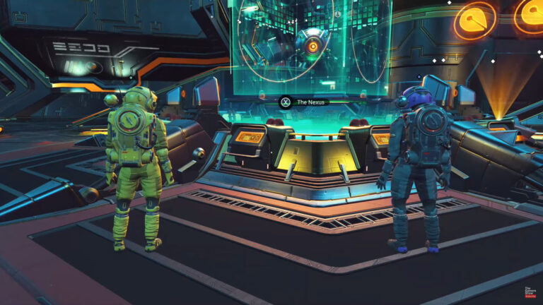 Guys in Space: Let's Play No Man's Sky for 10/20