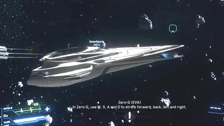 Let's Play Star Citizen (Again) And Check Out The 890 Jump